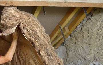 Govanhill pitched roof insulation costs